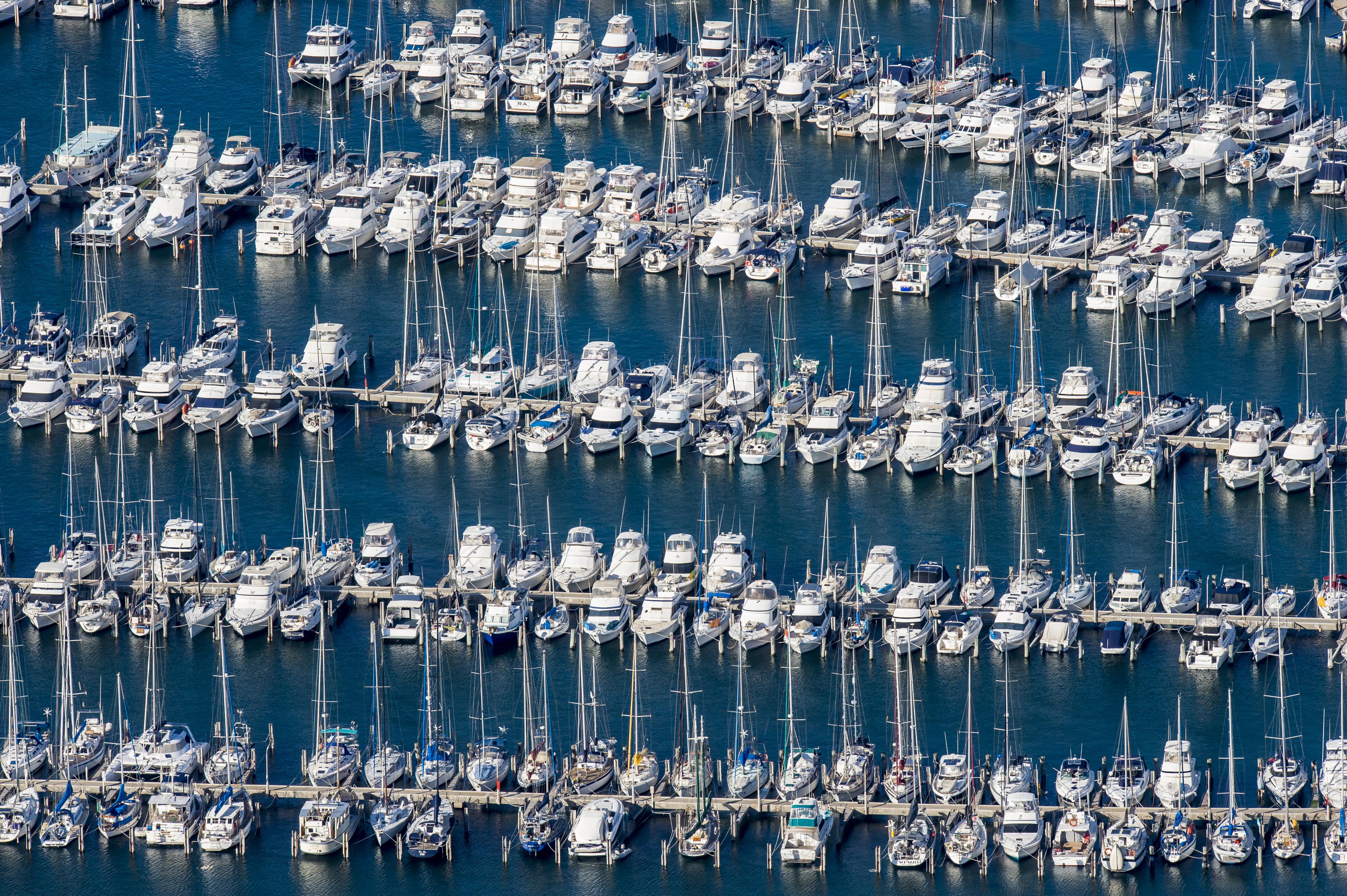 Boat Pens